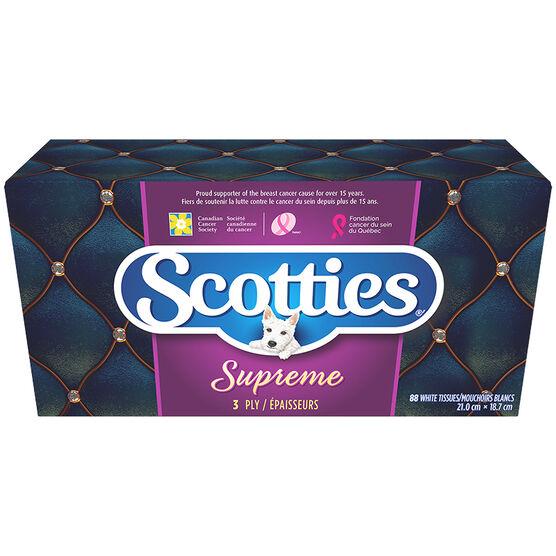 Scotties Supreme Tissues - 88's