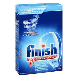 Finish Dishwasher Detergent - 1.8kg