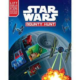 Star Wars Bounty Hunt: Lift-The-Flap Book