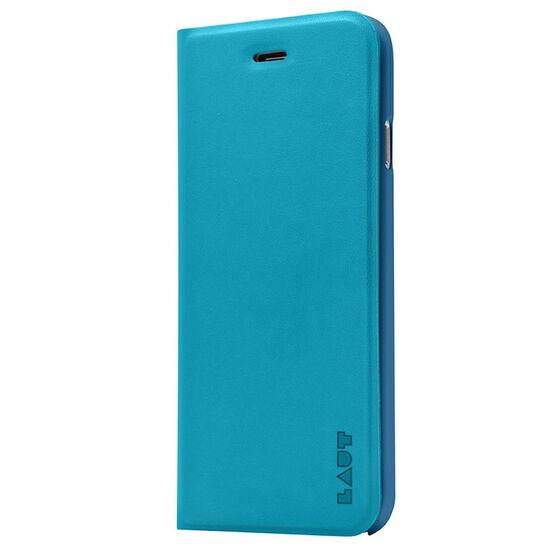 Laut Apex Mirror Folio Case for iPhone 6 - Blue - LAUTIP6FOMBL