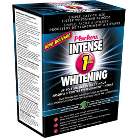 Plackers Intense 1-Hour Whitening