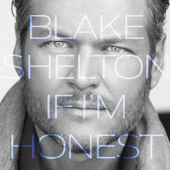 Blake Shelton - If I'm Honest - CD