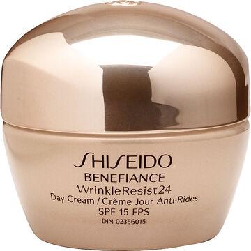 Shiseido Benefiance Wrinkle Resist 24 Day Cream - SPF 15 - 50ml
