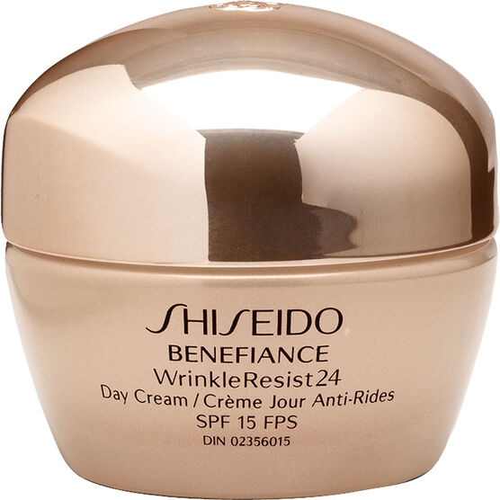Shiseido Benefiance Wrinkle Resist 24 Day Cream - SPF 15 - 50ml