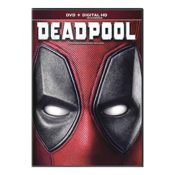 Deadpool - DVD