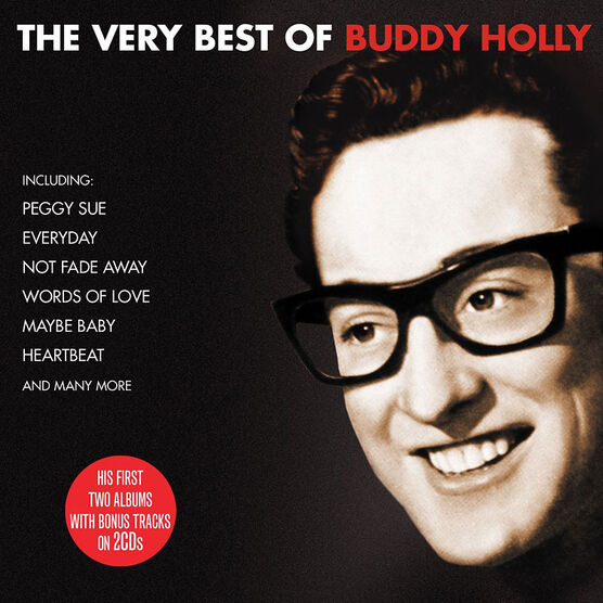 Buddy Holly - The Very Best of Buddy Holly - CD