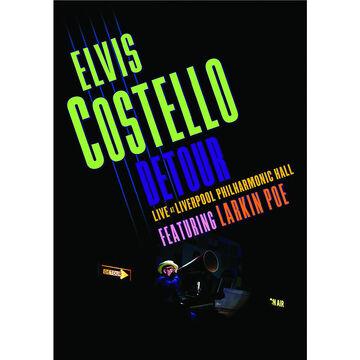 Elvis Costello - Detour: Live at Liverpool Philharmonic Hall - DVD