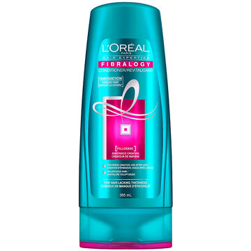 L'Oreal Fibralogy Conditioner - 385ml