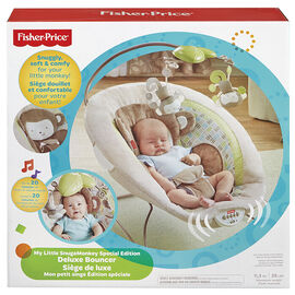 Fisher Price SnugaMonkey Deluxe Bouncer