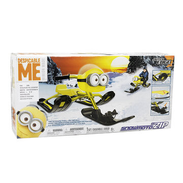 Snow Moto Zip Despicable Me