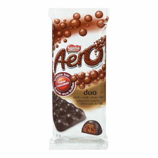 Nestle Aero Duo Bubble Bar - 97g