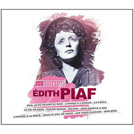 Edith Piaf - Essentials - 2 CD