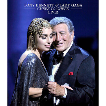 Tony Bennett & Lady Gaga - Cheek To Cheek Live! - DVD