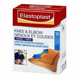 Elastoplast Fabric Knee & Elbow Bandages - 10's