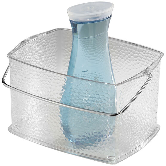 InterDesign Rain Basket - Clear - Small