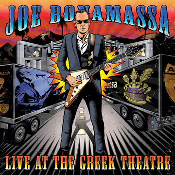 Joe Bonamassa - Live at the Greek Theatre - 2 CD