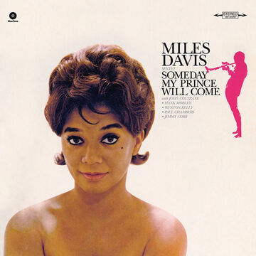 Miles Davis - Someday My Prince Will Come - Vinyl