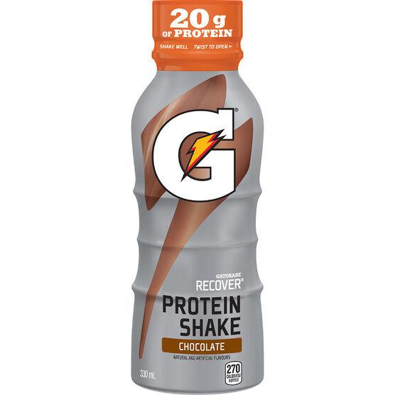 Gatorade Shake - Chocolate - 330ml