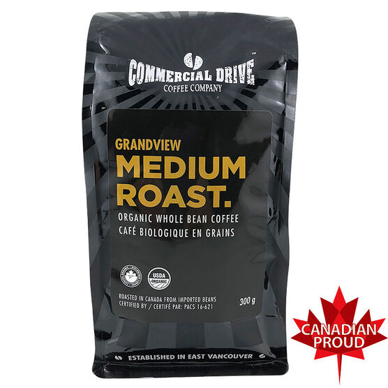 Commercial Drive Coffee - Grandview - 300g