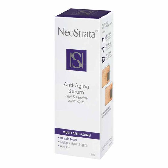 NeoStrata Intense Anti-Aging Serum Fruit & Peptide Stem Cells - 30ml