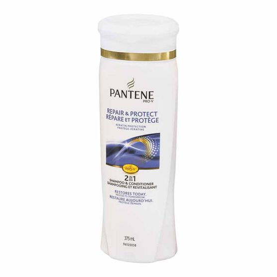 Pantene Pro-V Reapir & Protect 2-in-1 Shampoo + Conditioner - 375ml