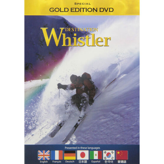 Destination: Whistler - DVD