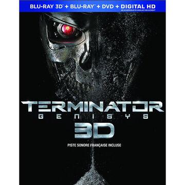 Terminator Genisys - 3D Blu-ray