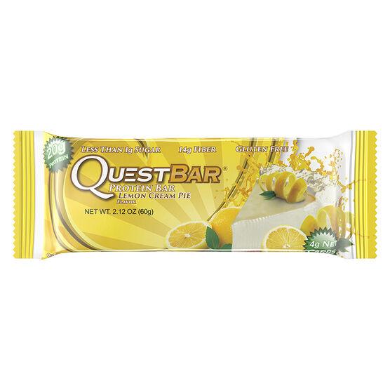 Quest Protein Bar - Lemon Cream Pie - 60g