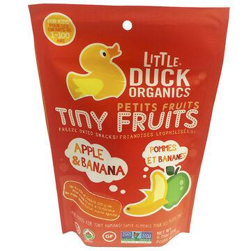 Little Duck Organics Tiny Fruits - 21g - Apple Banana