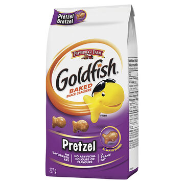Pepperidge Farm Goldfish Crackers - Pretzel - 227g