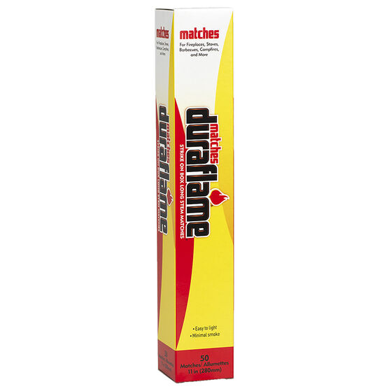 Duraflame Long Stem Matches - 50 pack