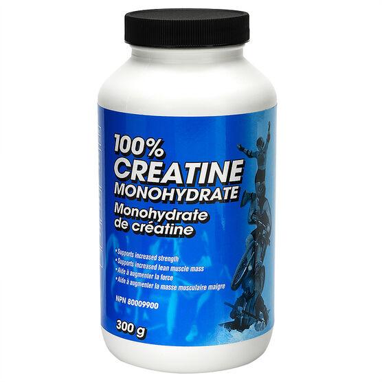 Creatine Monohydrate 100% - 300g