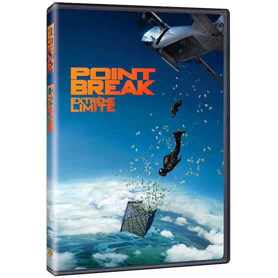 Point Break (2015) - DVD