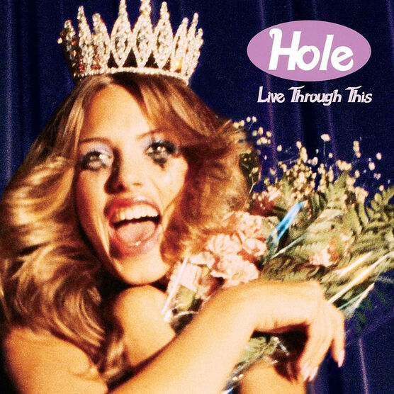 Hole - Live Through This - Vinyl