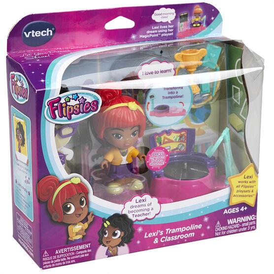 VTech Flipsie - Lexi's Trampoline & Classroom - Assorted
