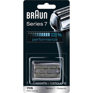 Braun 70S/Series 7 - 9000 Series/Pulsonic Shaver Head Cassette