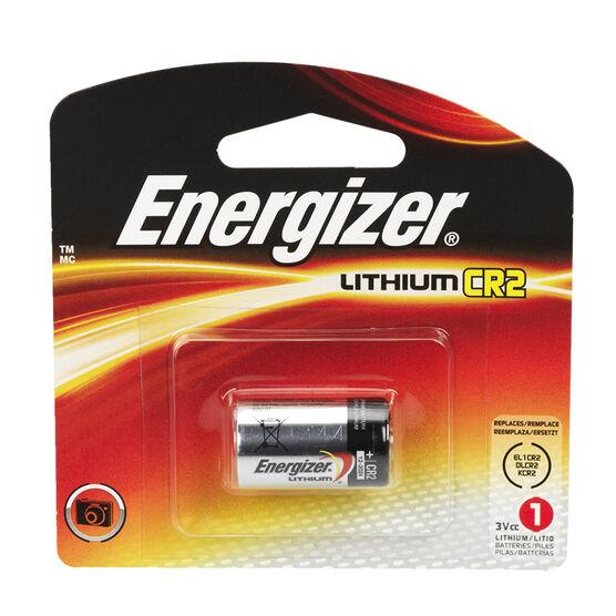 Energizer 3V Lithium Battery Single EL1CR2