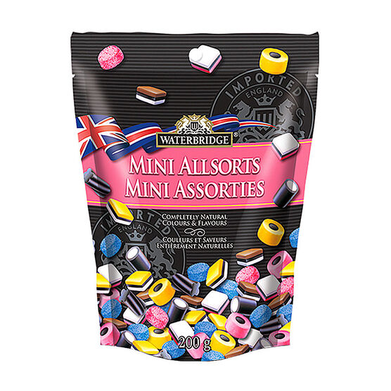 Waterbridge Mini Allsorts - 200g