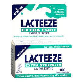Lacteeze Extra Strength - 100's