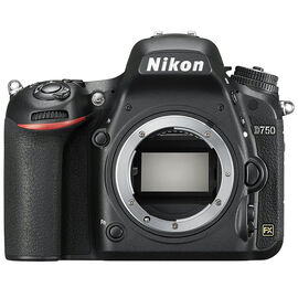 Nikon D750 DSLR Camera Body Only - 33710