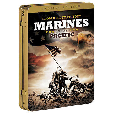 Marines In The Pacific: From Hell To Victory - Special Edition - DVD