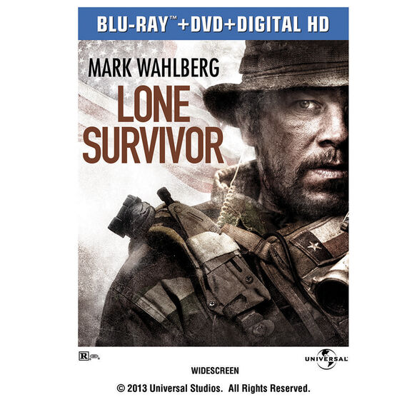 The Lone Survivor - Blu-ray + DVD