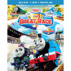 Thomas and Friends: The Great Race - Blu-ray