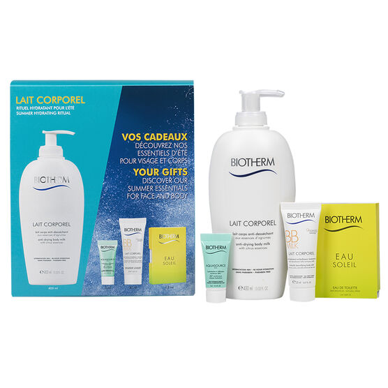 Biotherm Summer Lait Corporel Set