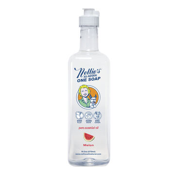 Nellie's One Soap - Melon - 570ml