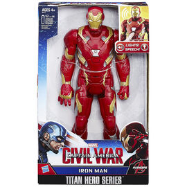 Captain America Titan Hero - Iron Man