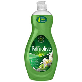 Palmolive Ultra Dish Soap - Green Apple - 591ml