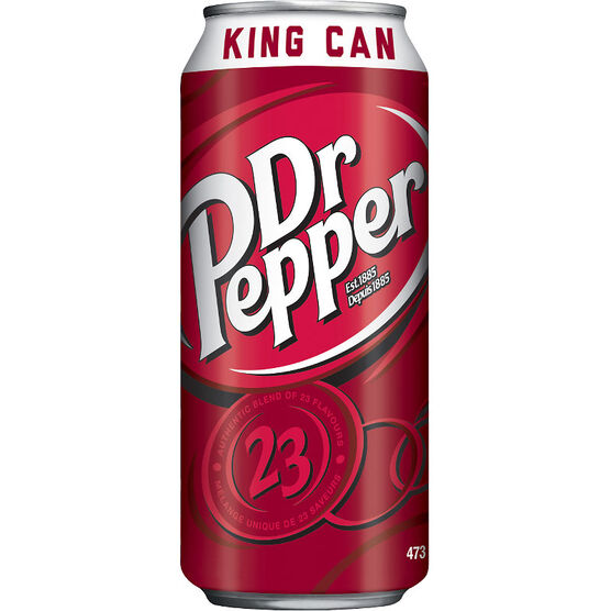 Dr. Pepper - 473 ml