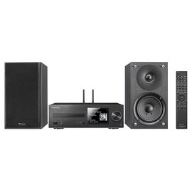 Pioneer XHM76 CD Hi-Res Network Micro System - Black