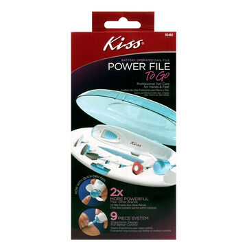 Kiss Power File To Go Nail File - 02462C
